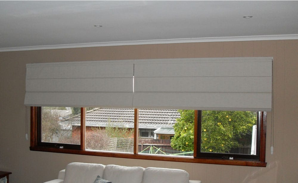 Image of Dining-Roman-Blinds