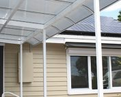 image of Polycarbonate Awnings