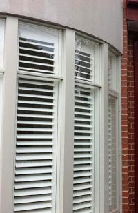 image of plantation shutter