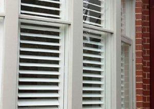 image of plantation shutter