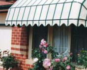 Image of Dutch Hood Awnings