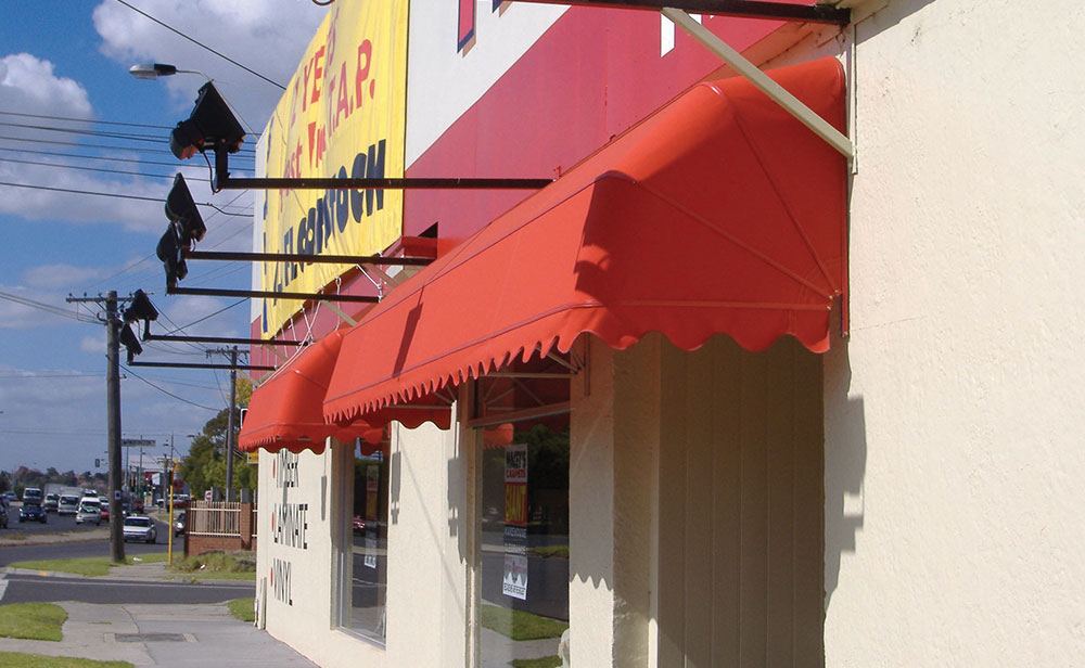 image of orange-Dutch-Hood-Awnings