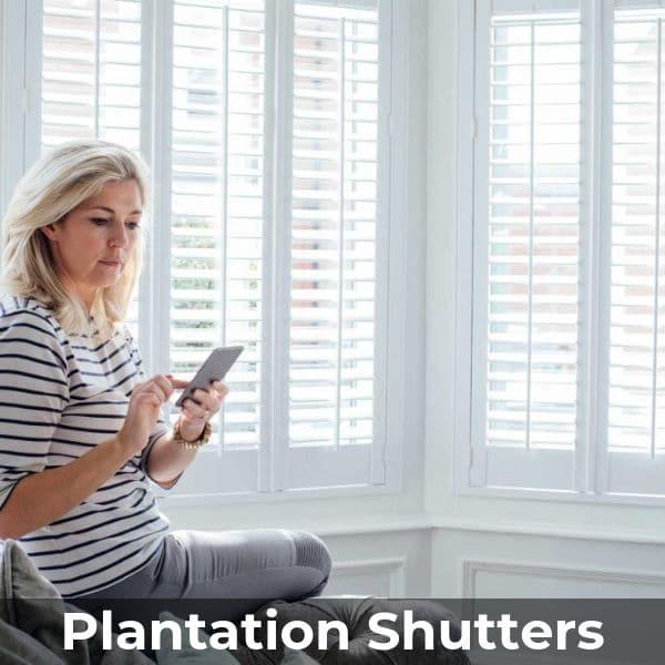 Plantation Shutters A1