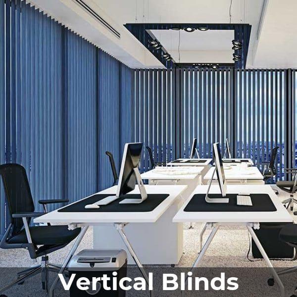 Vertical Blinds A1
